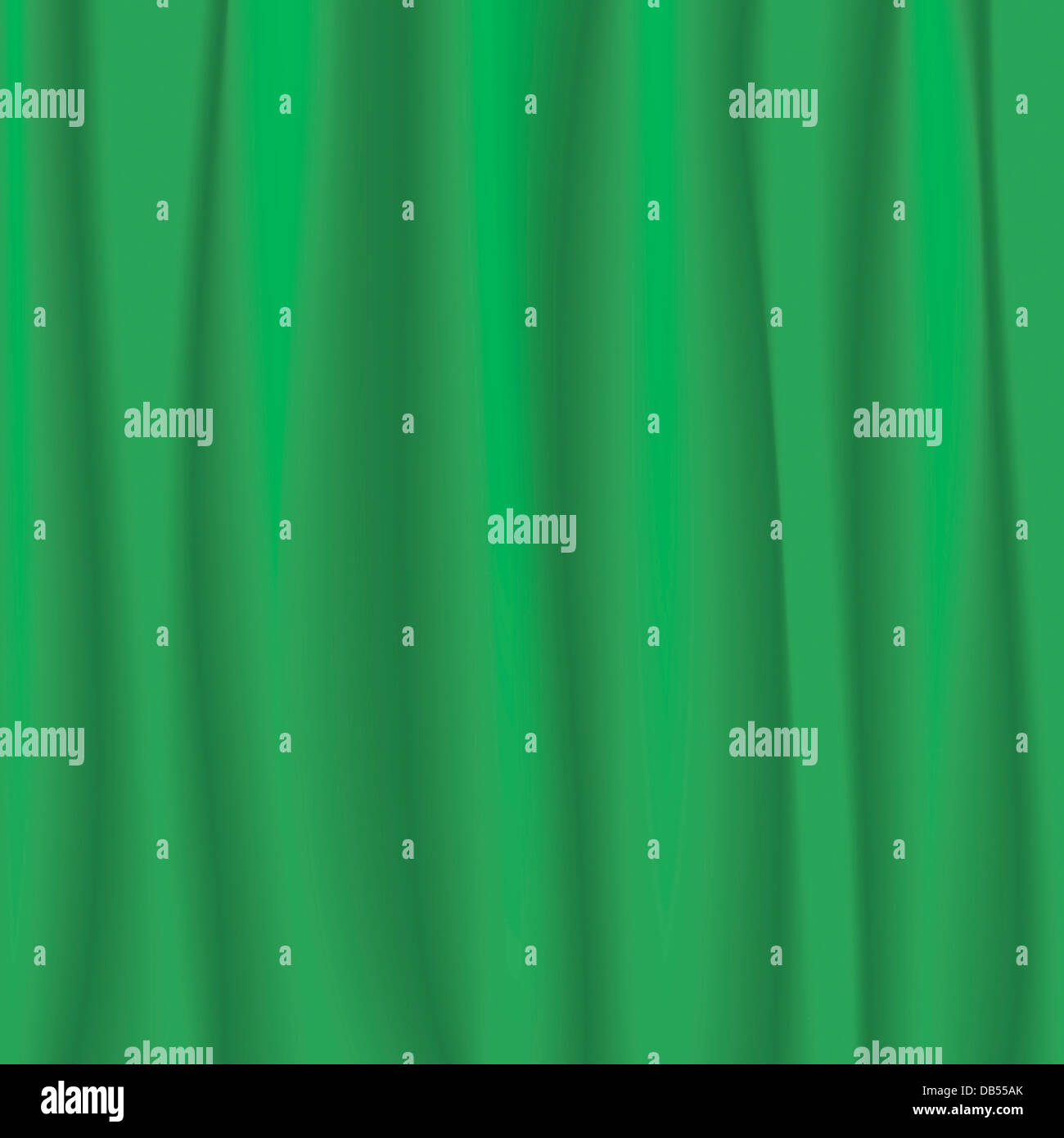 Green stage curtains - Stock Photo Vector Illustration Of A Green Stage Curtain