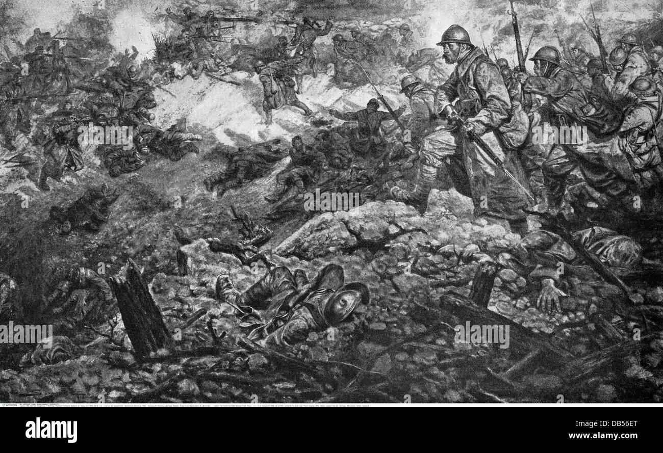 The Battle of Verdun 1916 - the greatest battle ever Battle of verdun photos