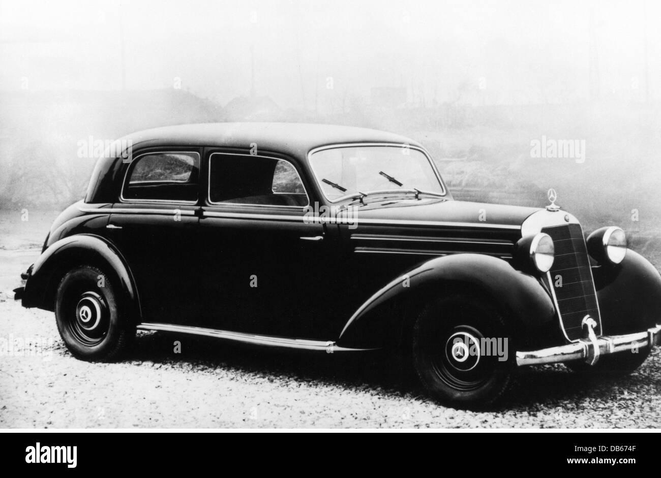 Transport transportation cars mercedes benz 170 s for 1949 mercedes benz