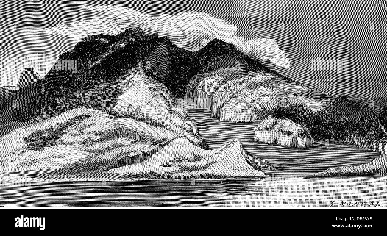 Natural Disaster About Mount Pelee 42