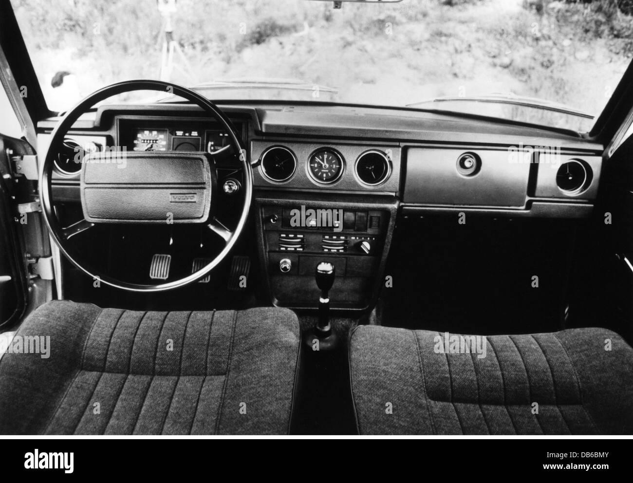 Transport Transportation Cars Types Volvo 140 1973 Detail