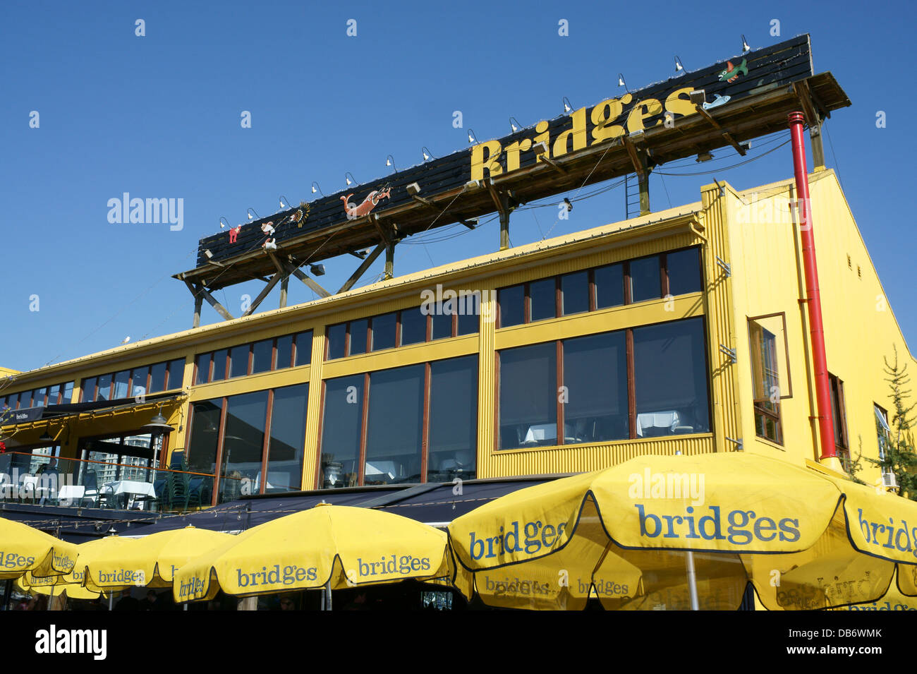 Bridges Restaurant In Vancouver