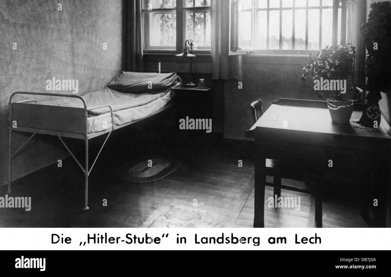 Justice penitentiary system custody fortress landsberg am - Landsberg mobel ...
