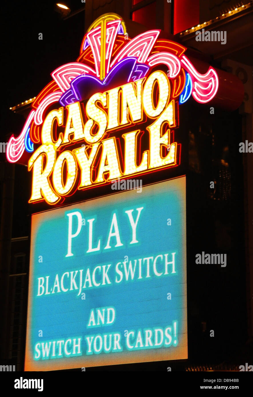 Casino royal blackjack gambling counselors oklahoma