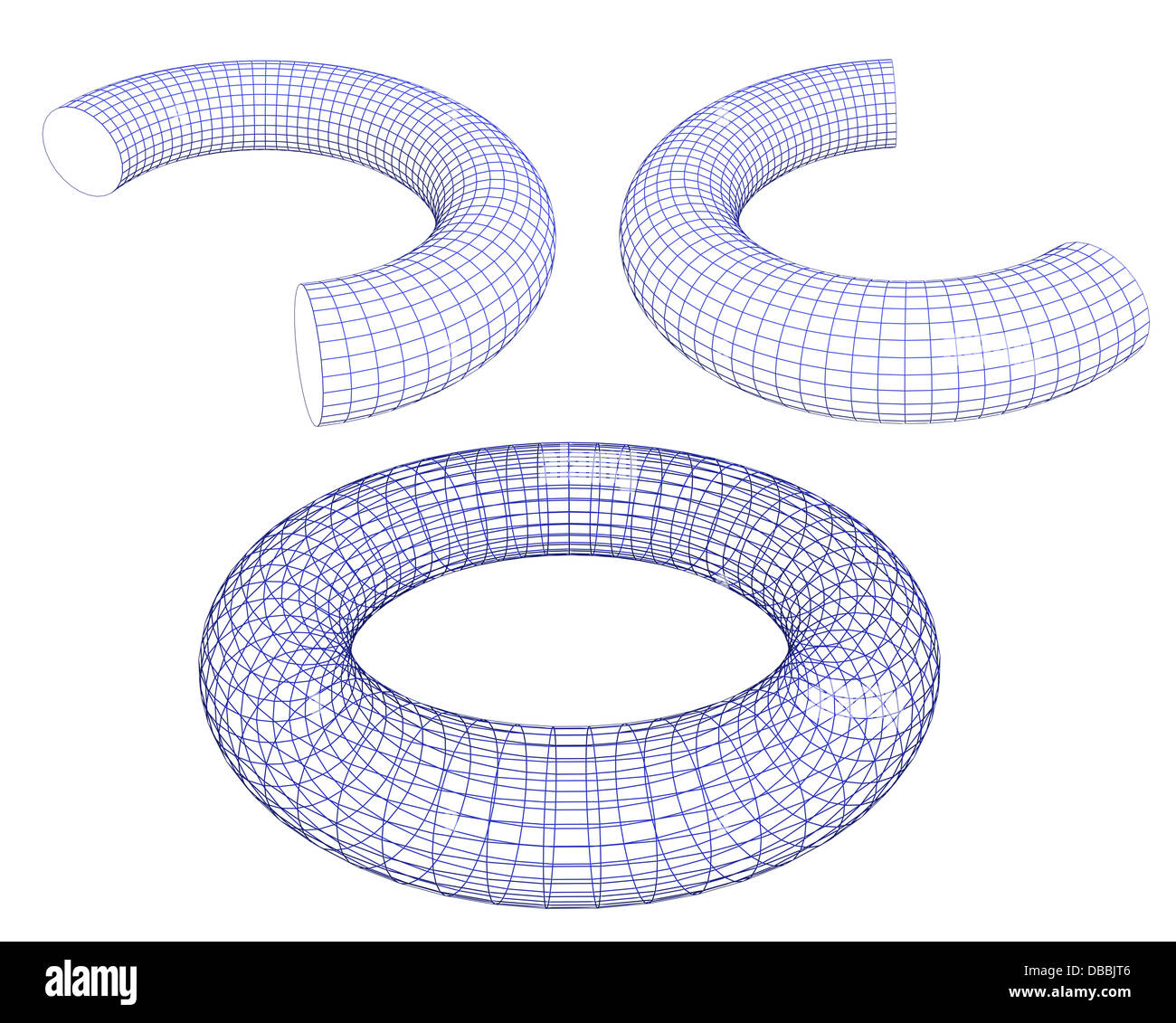 3d torus shapes wire frame ready for editing and simple for every 3d torus shapes wire frame ready for editing and simple for every design isolated on white background biocorpaavc Choice Image