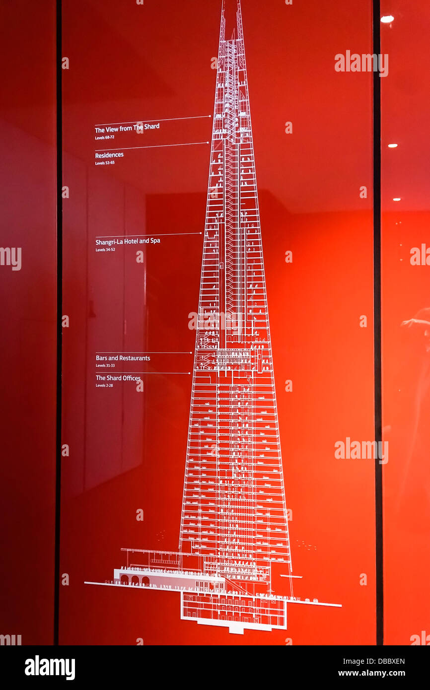 100 The Shard Floor Plans Museum By Renzo Piano