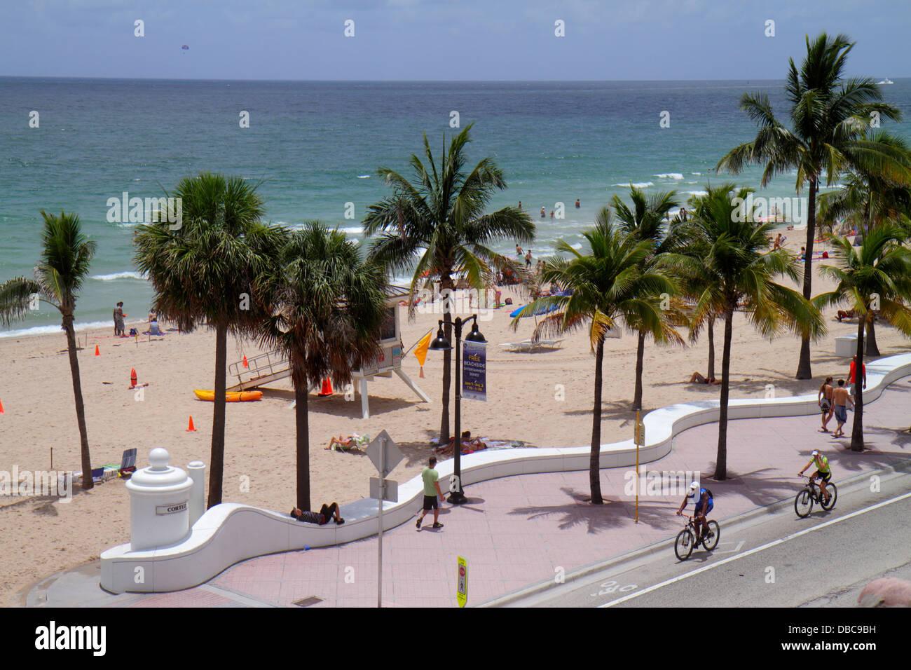 North Ocean Boulevard Pompano Beach Fl  Usa