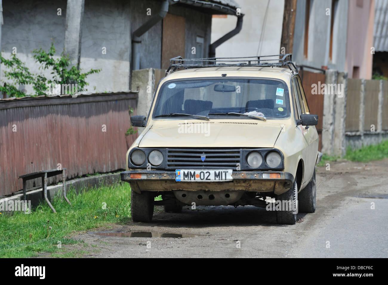 Dacia Cars Stock Photos Dacia Cars Stock Images Alamy