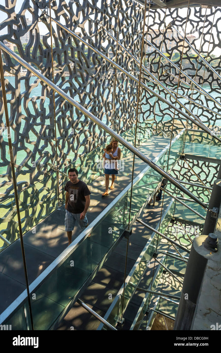 Modern Architecture France marseilles, france, modern architecture , mucem museum building