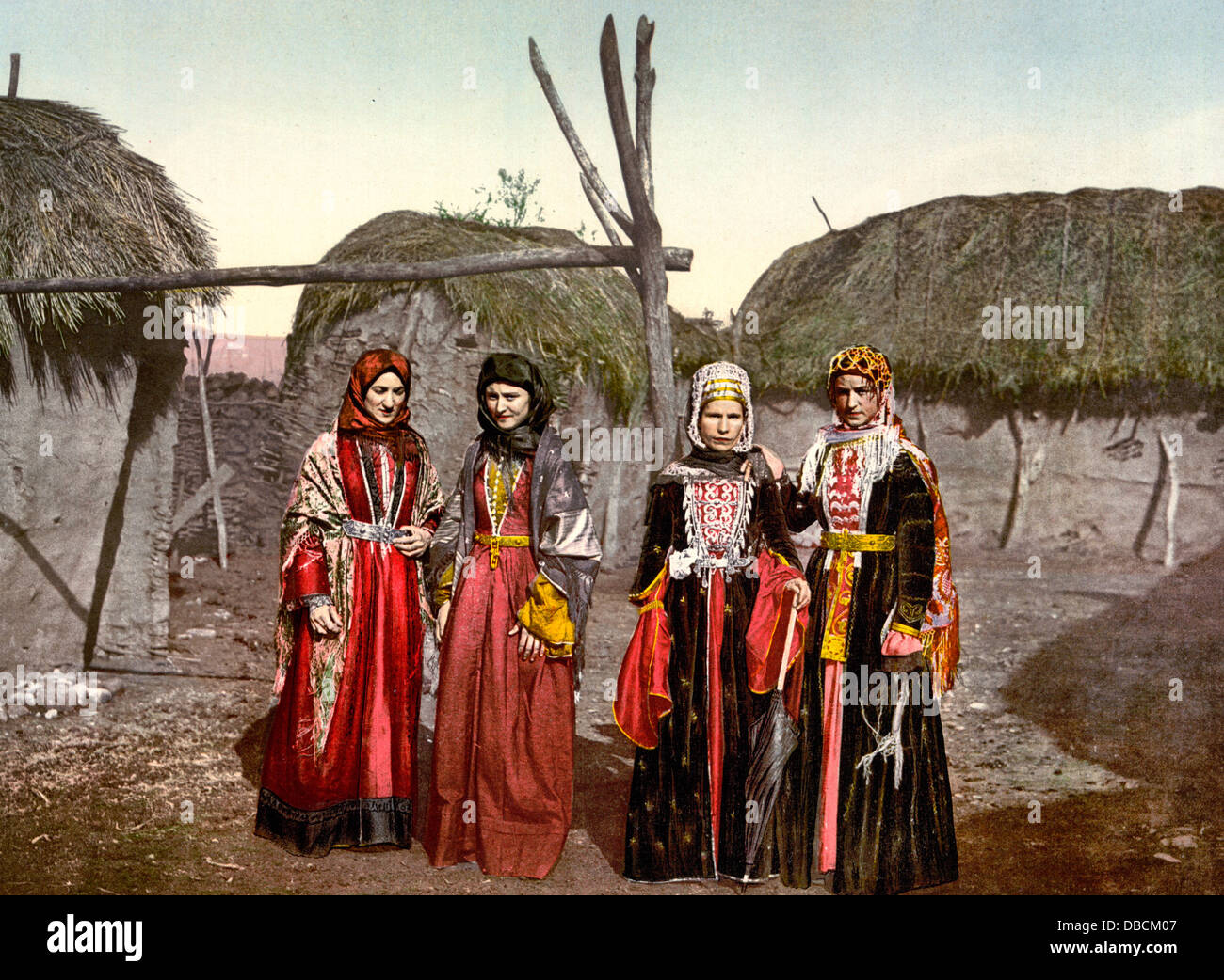 russian types of tartar ie tatar women of the