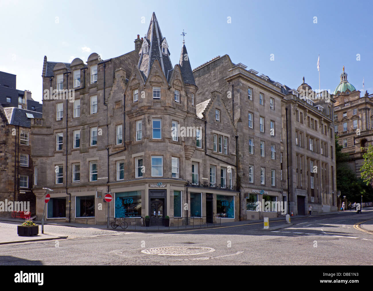 Permalink to Motel One Edinburgh Royal