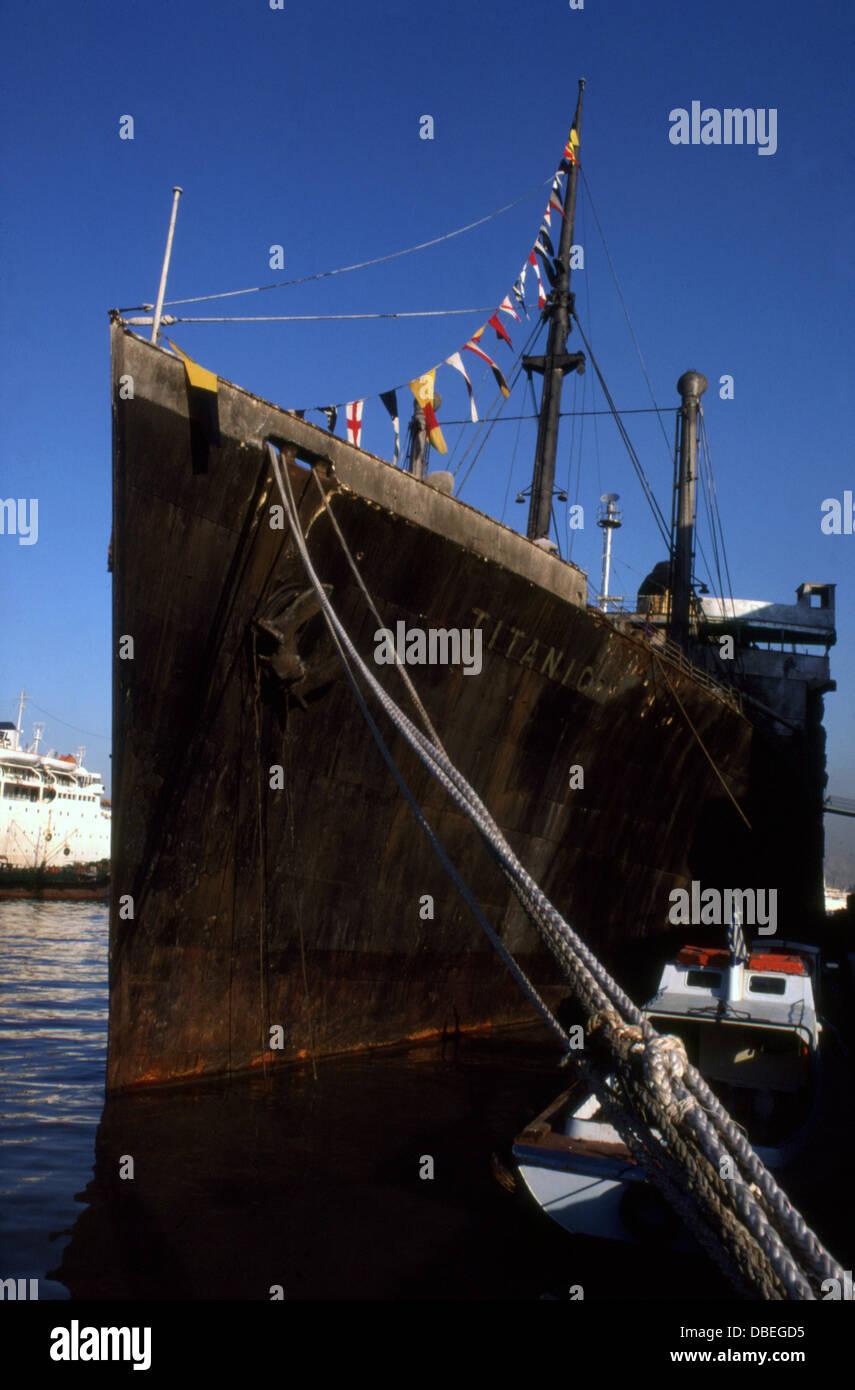 RAISE THE TITANIC (1980) JERRY JAMESON (DIR) RTIT 004 ... Raising The Titanic