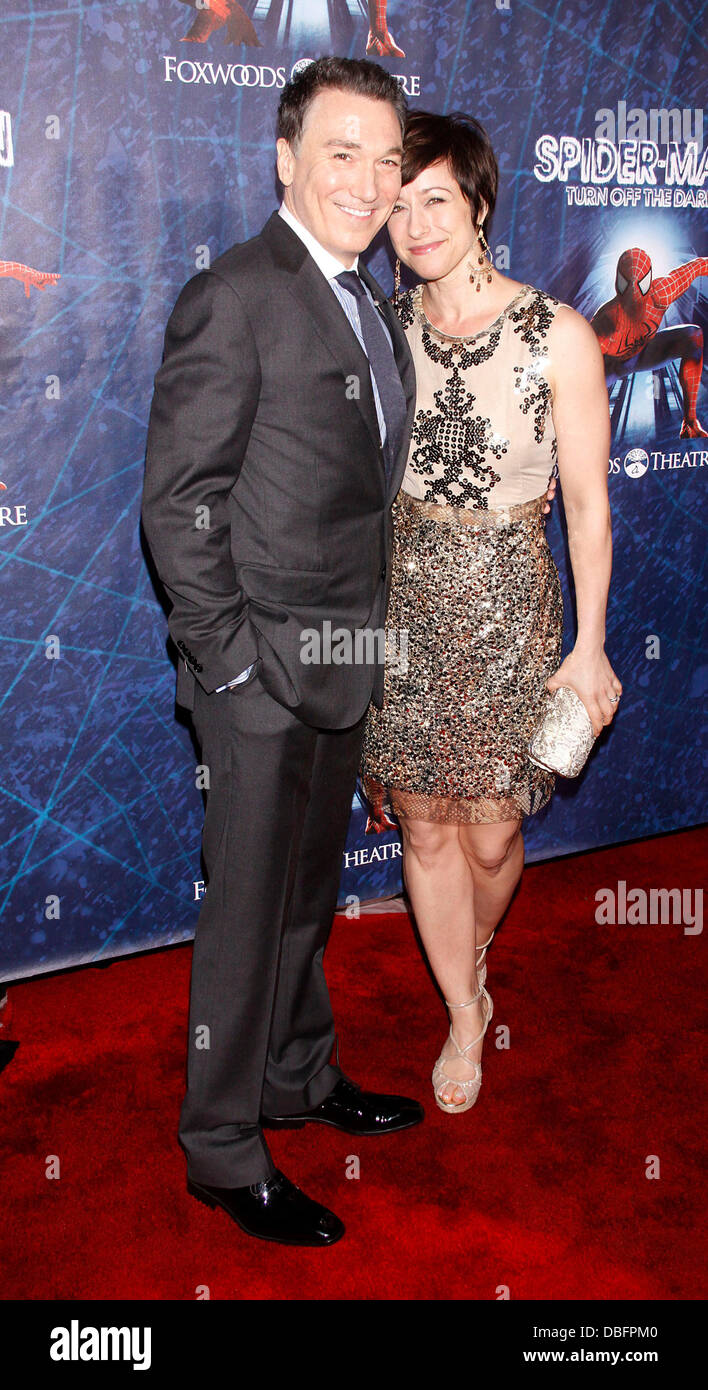 Photo Page: Patrick Page And Paige Davis Opening Night Of The Broadway