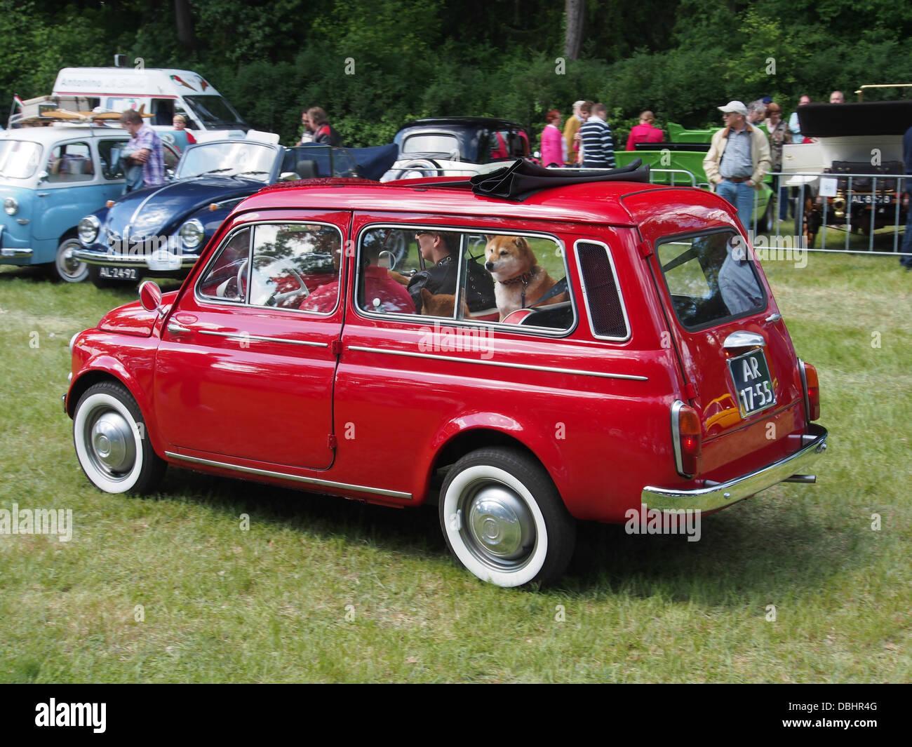 1963 Fiat 500 - D | Classic Driver Market