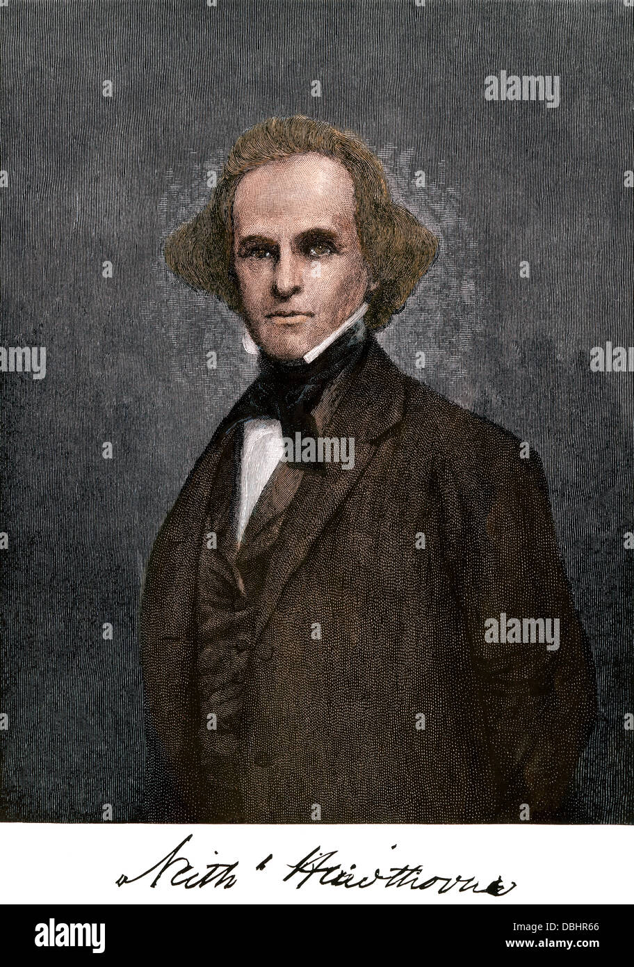 a story of stories young goodman brown by nathaniel hawthorne Young goodman brown and the failure of hawthorne's ambiguity  says that in young goodman brown hawthorne has  4 nathaniel hawthorne.