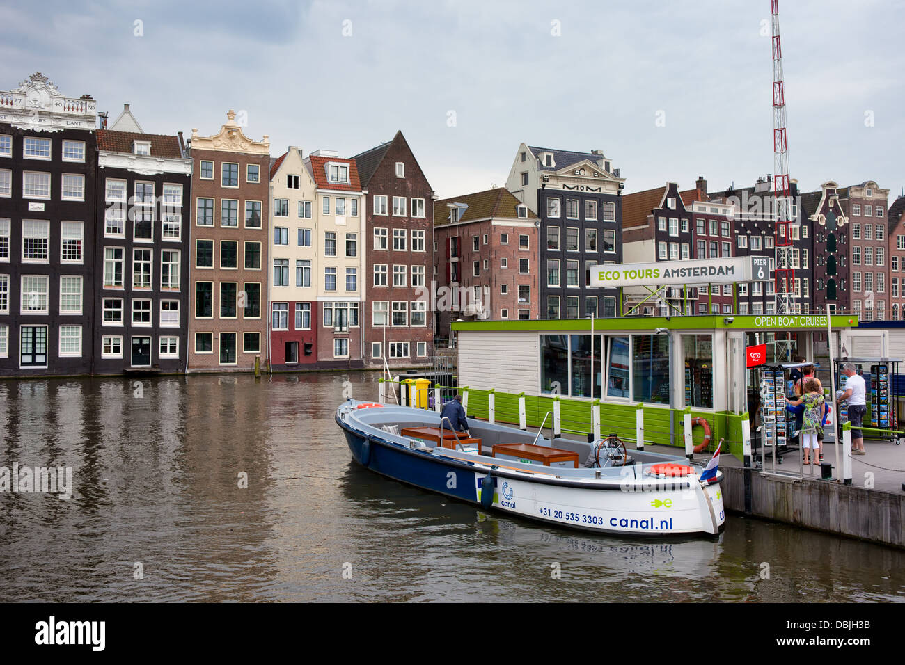 Floating Amsterdam Boat Tour