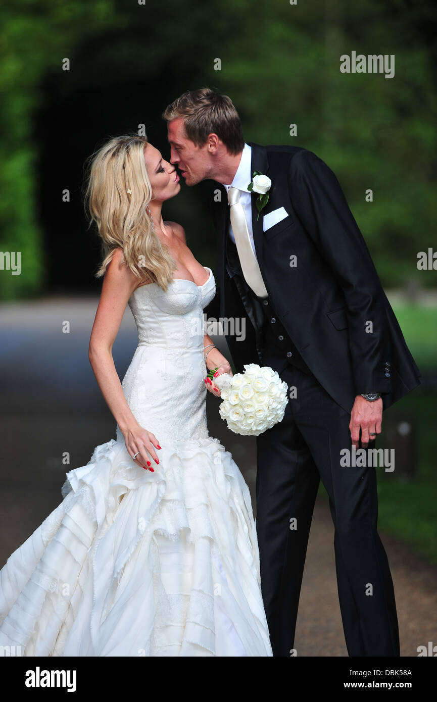 peter crouch and abbey clancy aka abigail clancy aka abbey