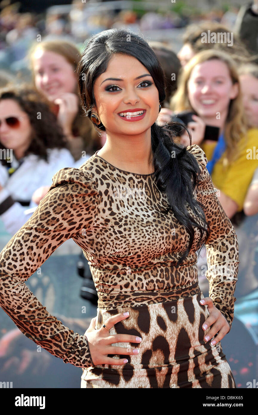 Afshan azad harry potter and the deathly hallows part 2 world afshan azad harry potter and the deathly hallows part 2 world film premiere held on trafalgar square arrivals london england 070711 altavistaventures Choice Image