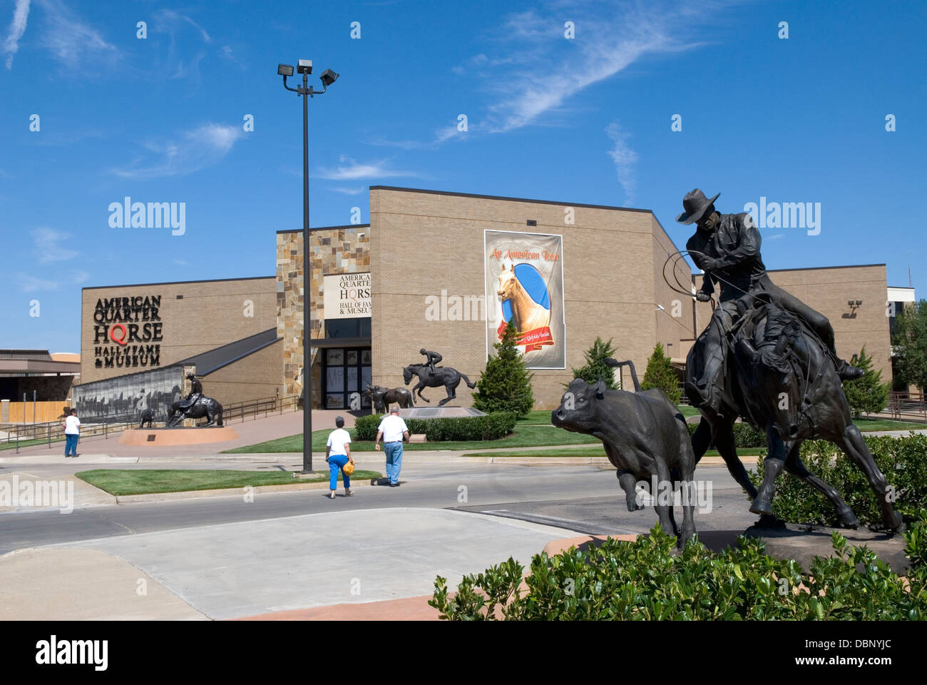 Foyer Museum Usa : American quarter horse hall of fame and museum amarillo