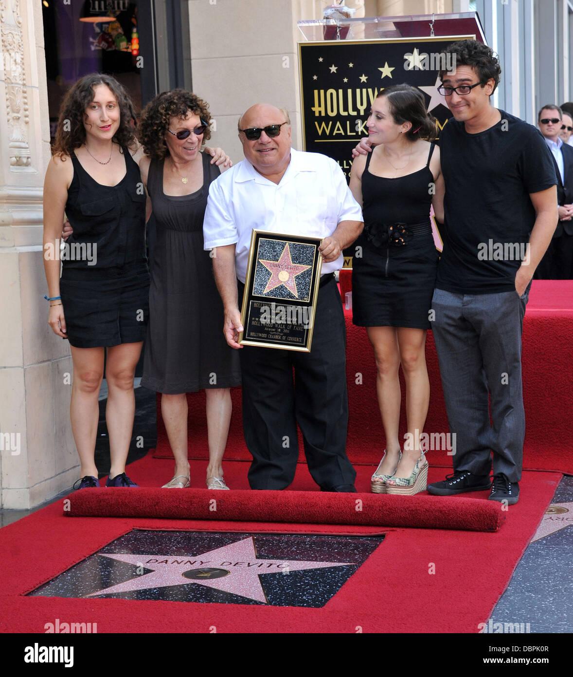 Rhea Perlman And Danny...