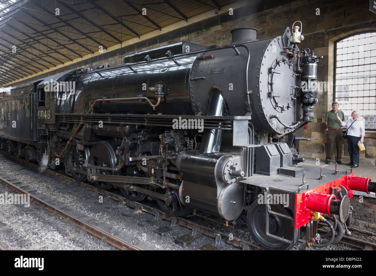 american steam trains video - photo #40