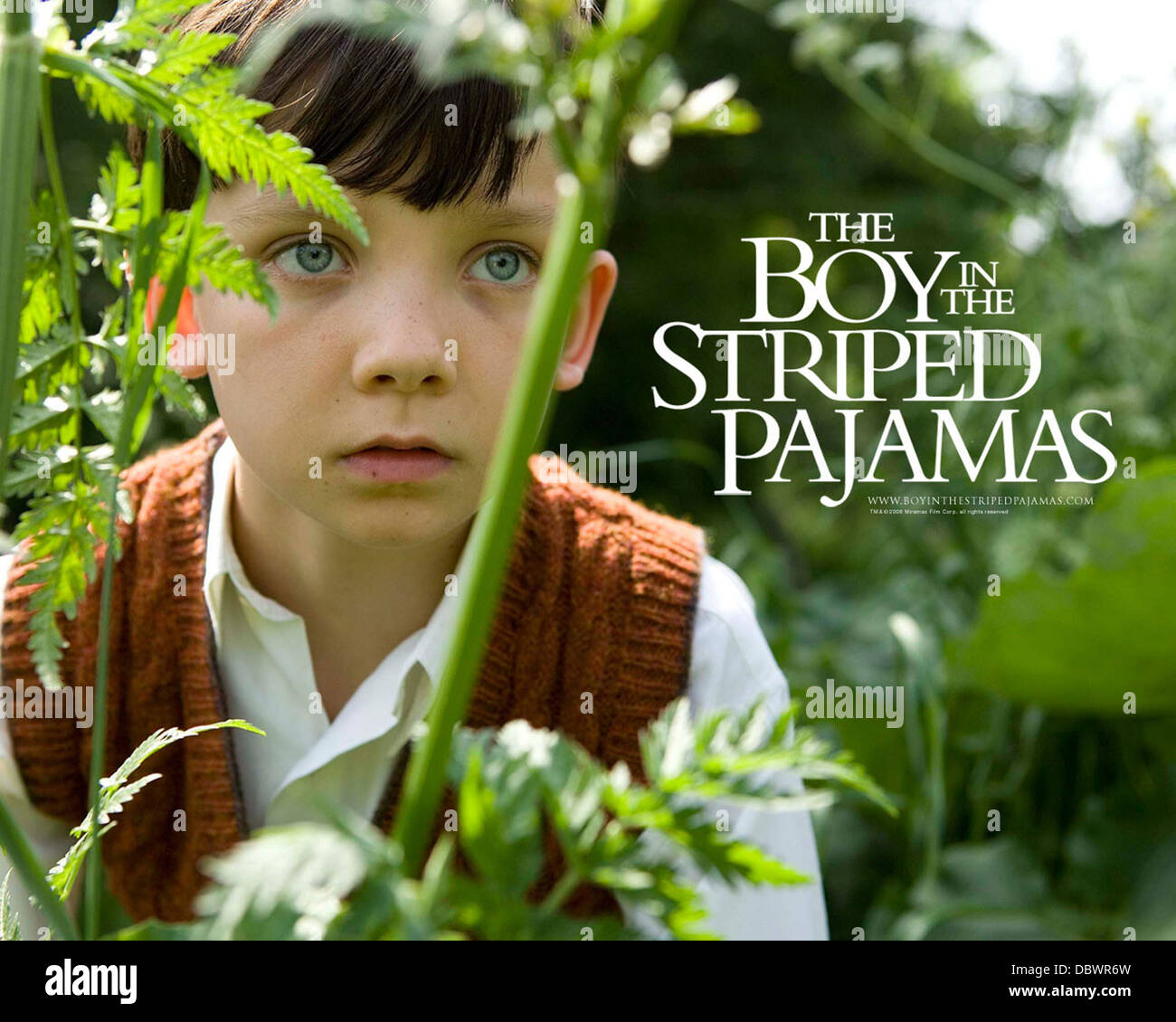 Asa butterfield boy in the striped pajamas interview