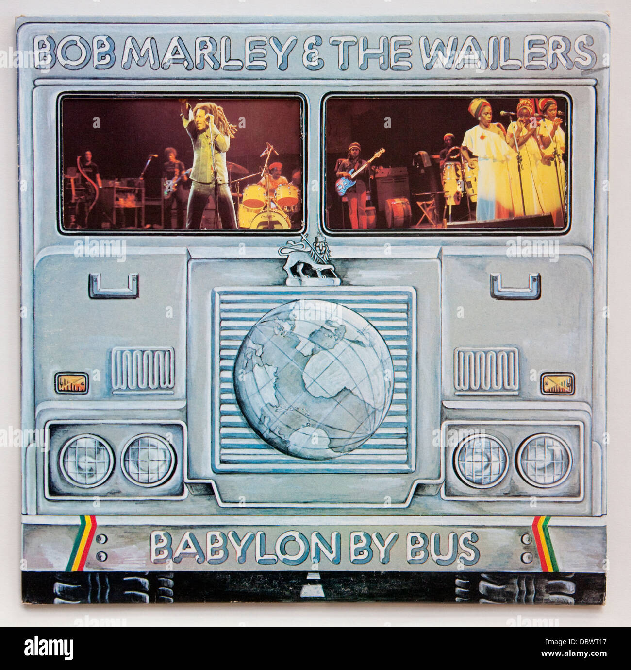 Bob Marley And The Wailers Babylon By Bus 1978 Live