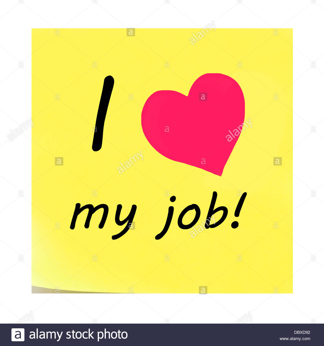 i love my job Wwwhumoratworkcom do you love your job the way this guy does humor in the workplace expert michael kerr runs humor at work - helping organizations to beco.