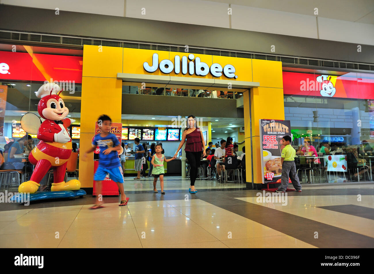 Fast Food Restaurant Franchise In The Philippines