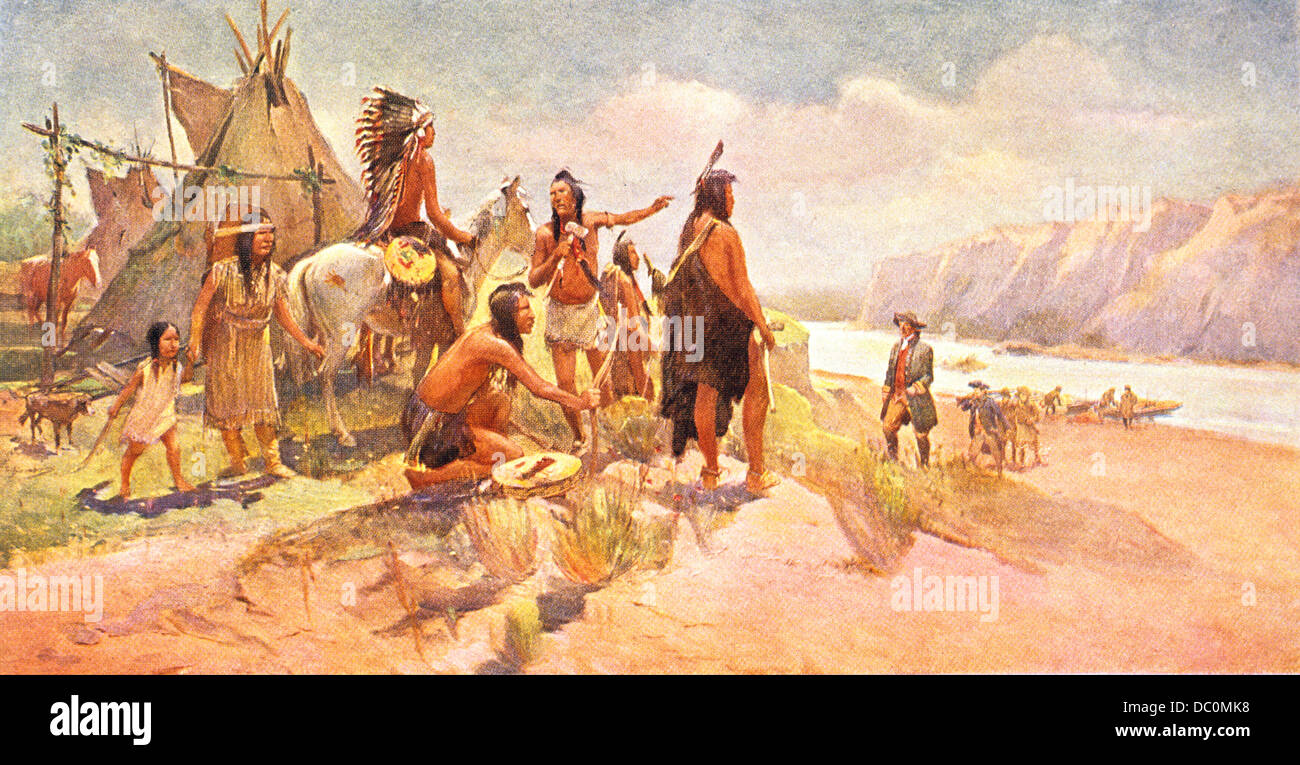 lewis clark the expedition The lewis & clark expedition in 1804, president thomas jefferson sent meriwether lewis and william clark on the now-legendary transcontinental expedition to explore the american west.
