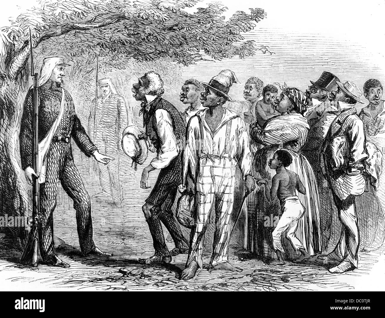 african american slavery American slavery: 1619-1877 well balanced history that provides a ton of insight in the current african american culture that is still practiced today.