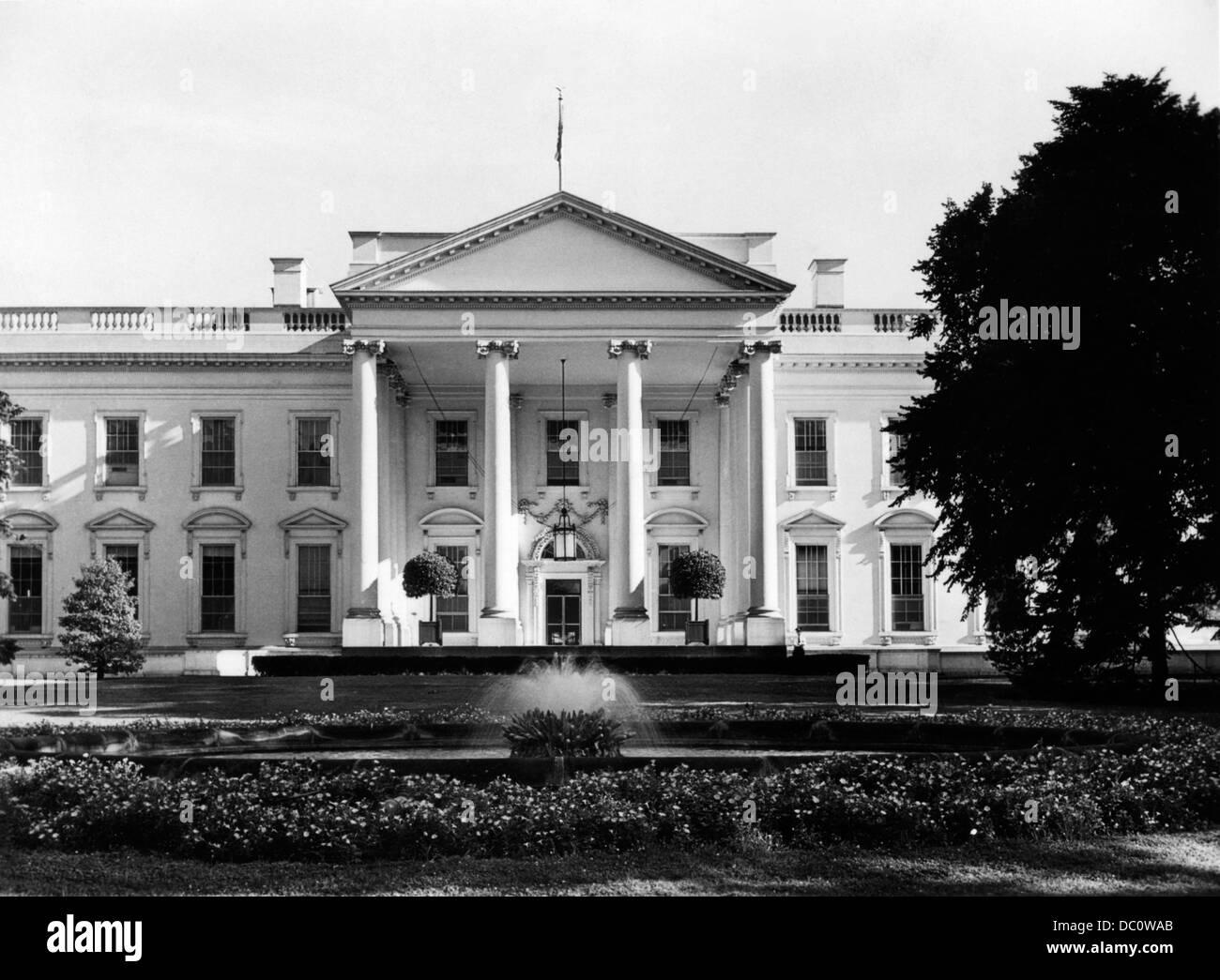 1920s 1930s THE WHITE HOUSE WASHINGTON DC USA Stock Photo ... 1920 White House