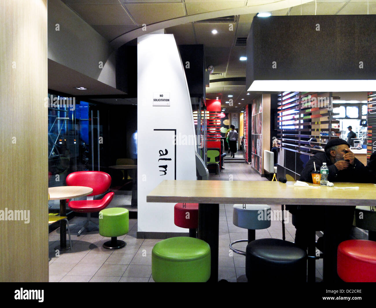 Mcdonalds Interior Excellent Charter House Innovations