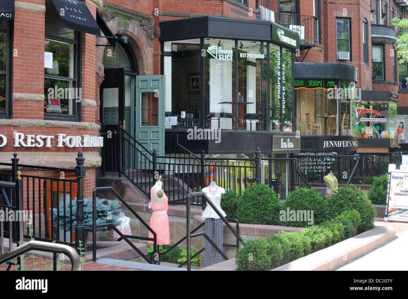 The Back Bay is one of the most appealing neighborhoods in America. It's also a protected historic district.