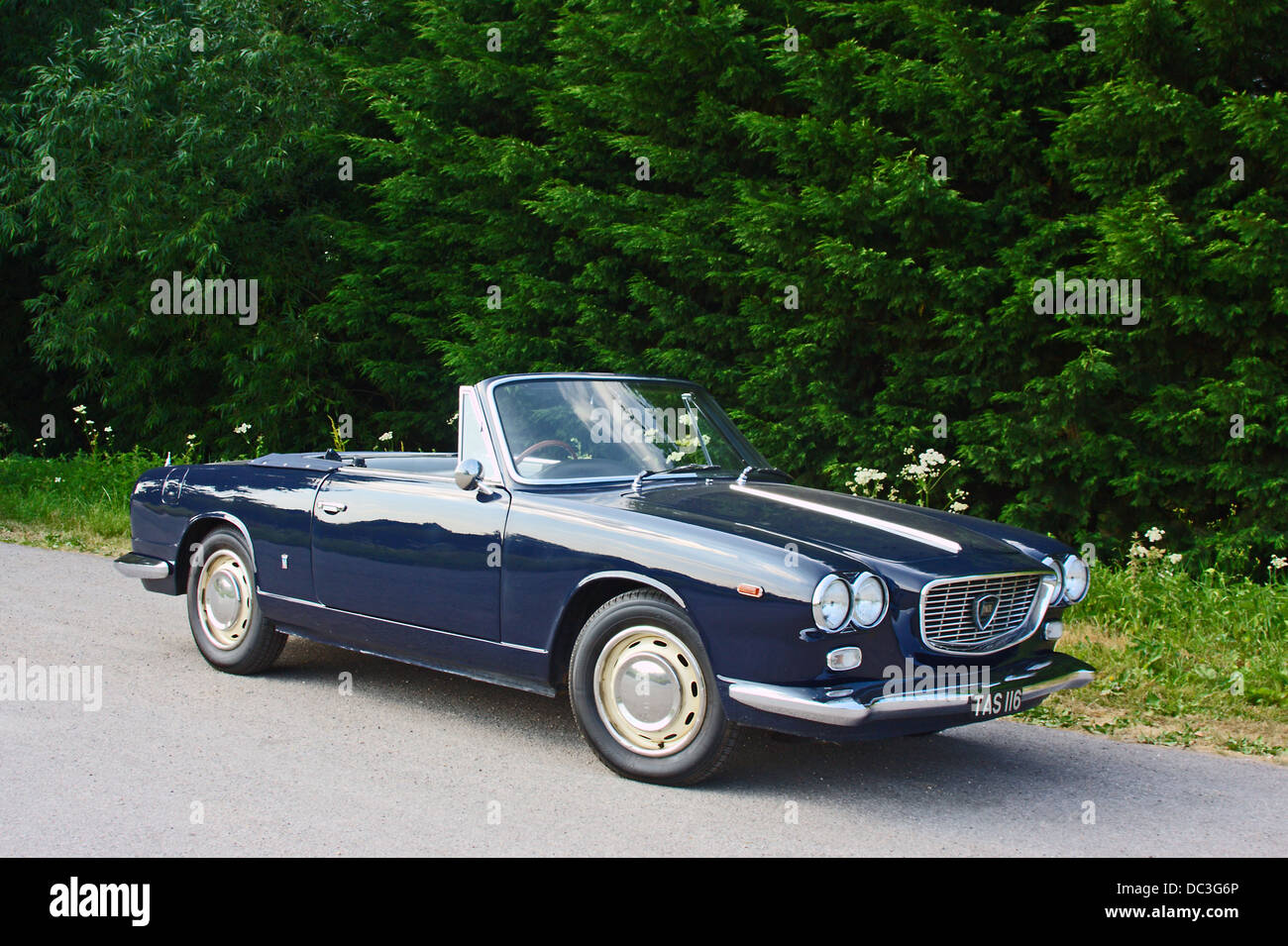 1964 lancia flavia vignale convertible stock photo royalty free image 59085566 alamy. Black Bedroom Furniture Sets. Home Design Ideas