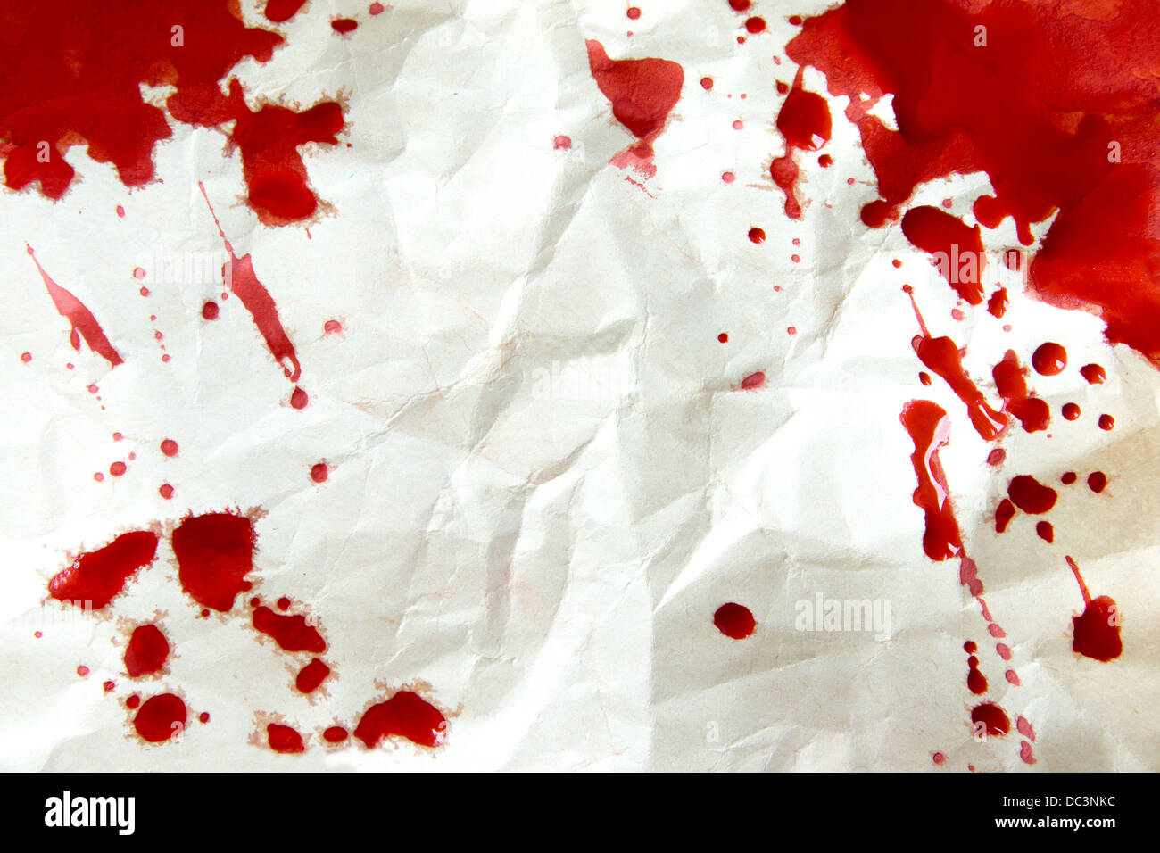 blood splatter analysis paper Bloodstain pattern analysis is conducted by trained and skilled analysts who have the interpretation of blood spatter may not always be definitive each analyst is expected to use their training, experience and education to support conclusions.