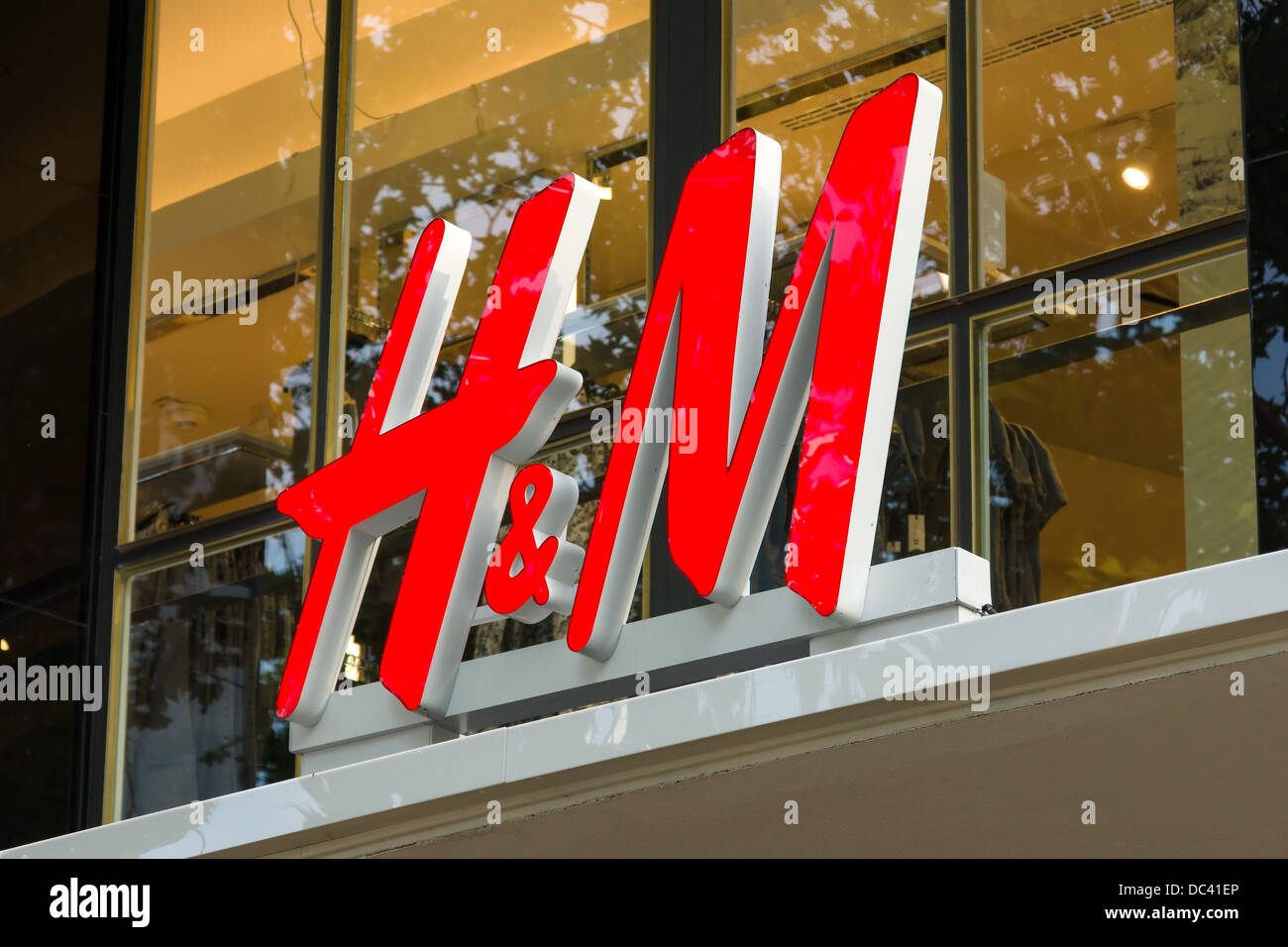 H&M Hennes & Mauritz AB is a Swedish multinational retail ...