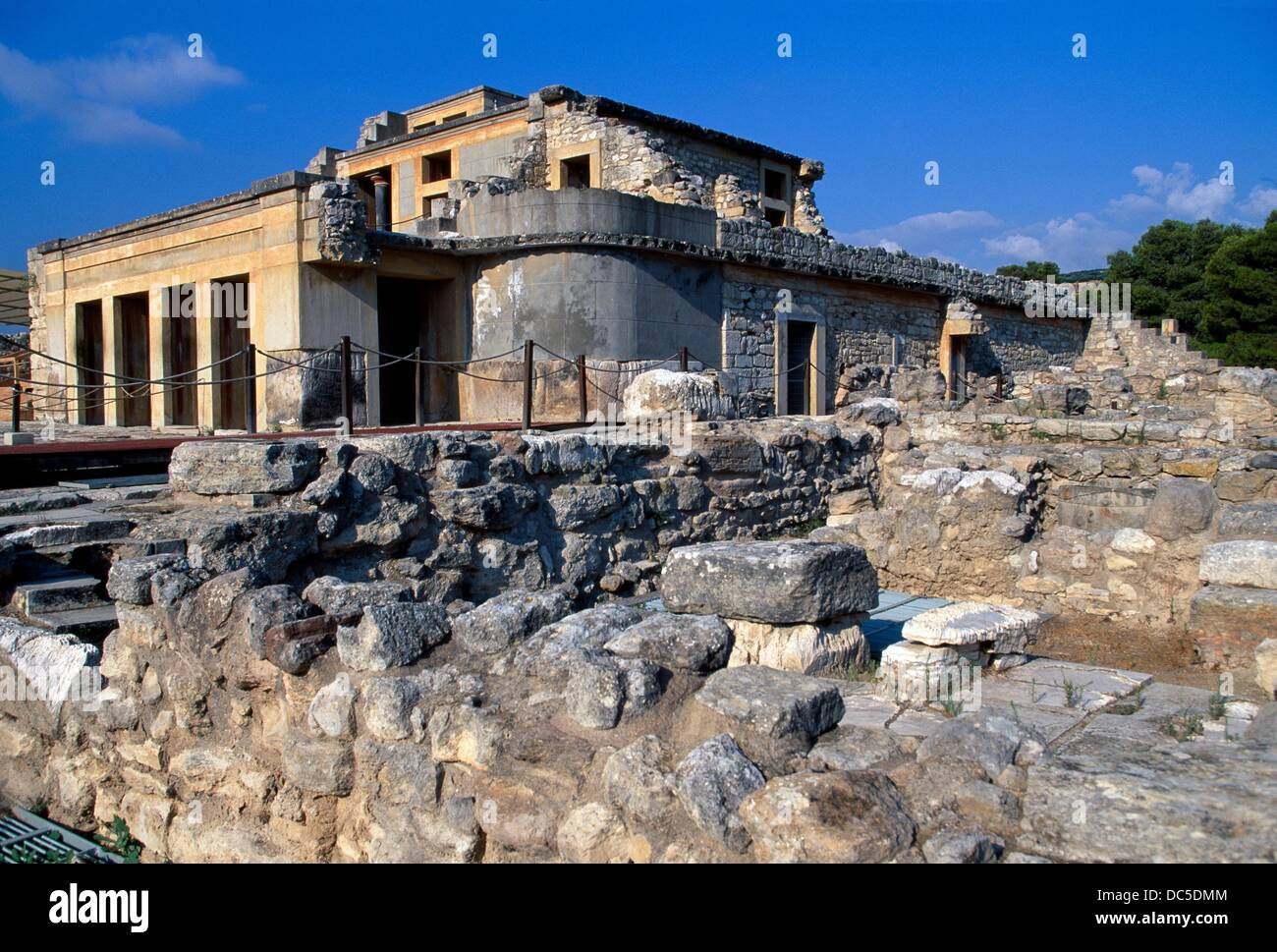 Ancient capital and birthplace of the minoan civilization palace ancient capital and birthplace of the minoan civilization palace of knosos minoan art knosos iraklio province crete greece sciox Images