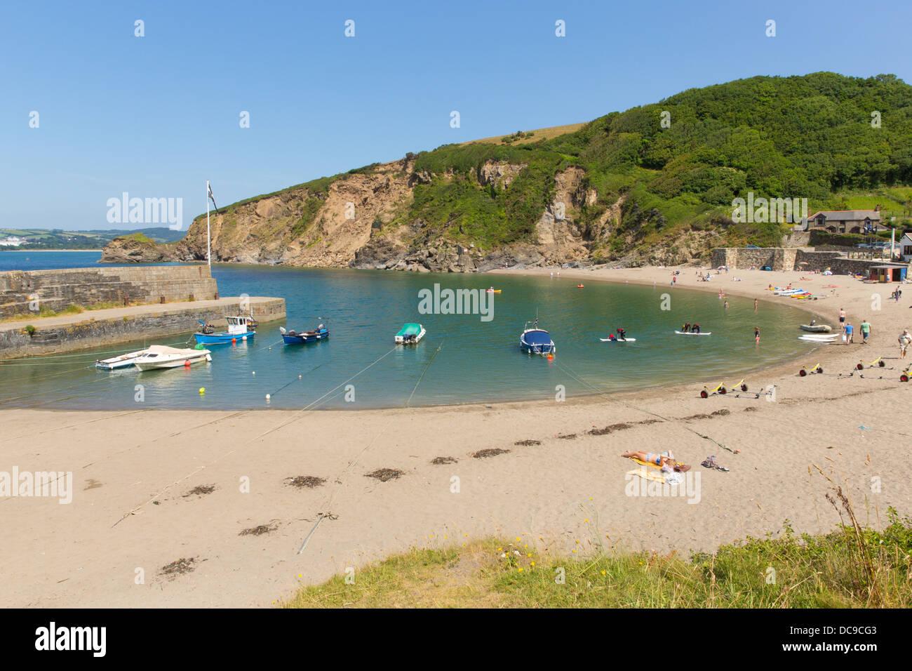 Beaches Near Par Cornwall