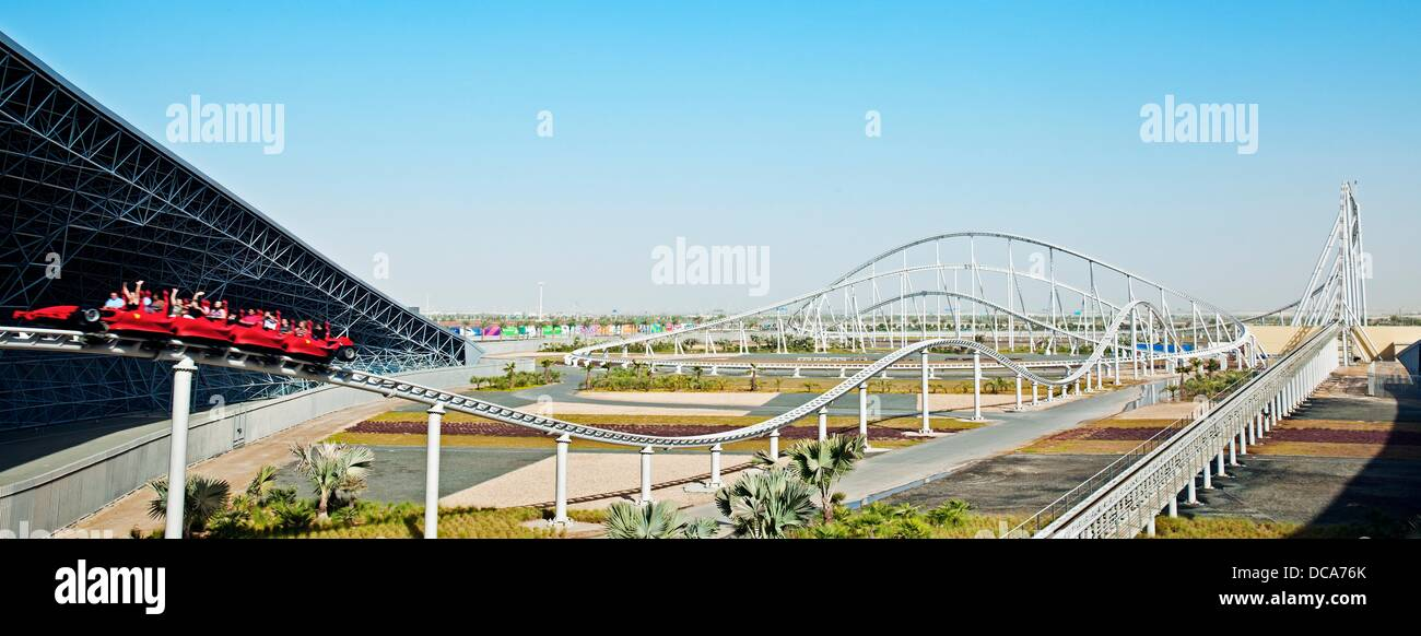 visitors riding world s fastest roller coaster formula. Cars Review. Best American Auto & Cars Review