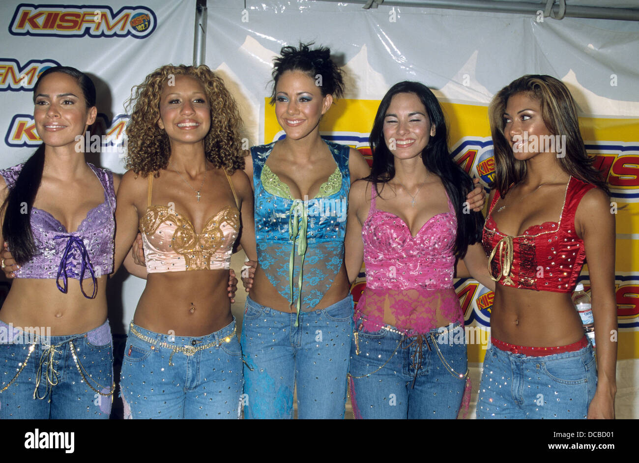 EDEN'S CRUSH US girl group in 2001 with Nicole Scherzinger ... Nicole Scherzinger Group