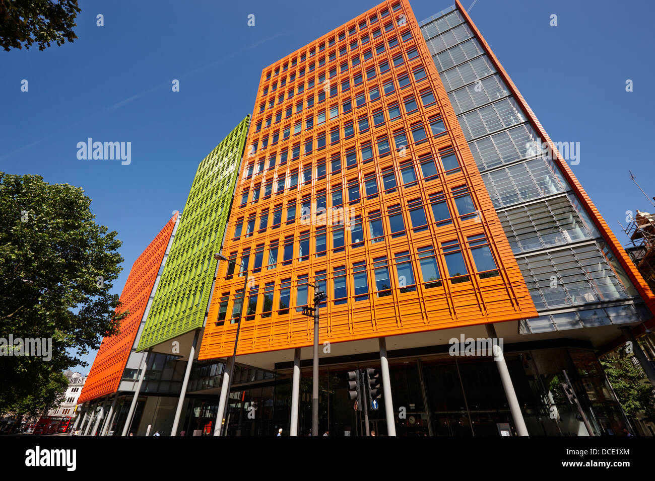 google office in uk. Central Saint Giles Office Building Home To Google Uk London England UK In