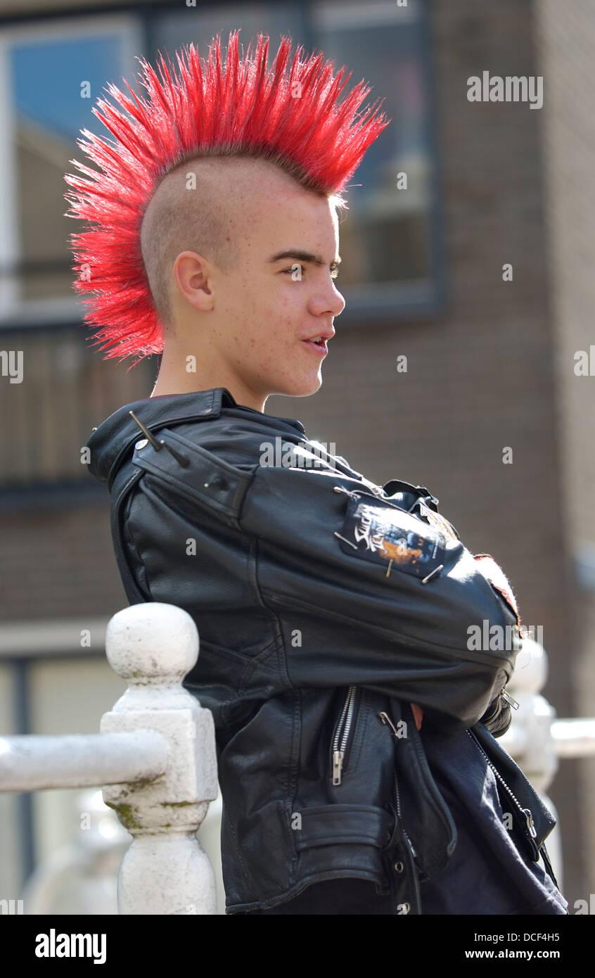 Punk Lebenseinstellung
