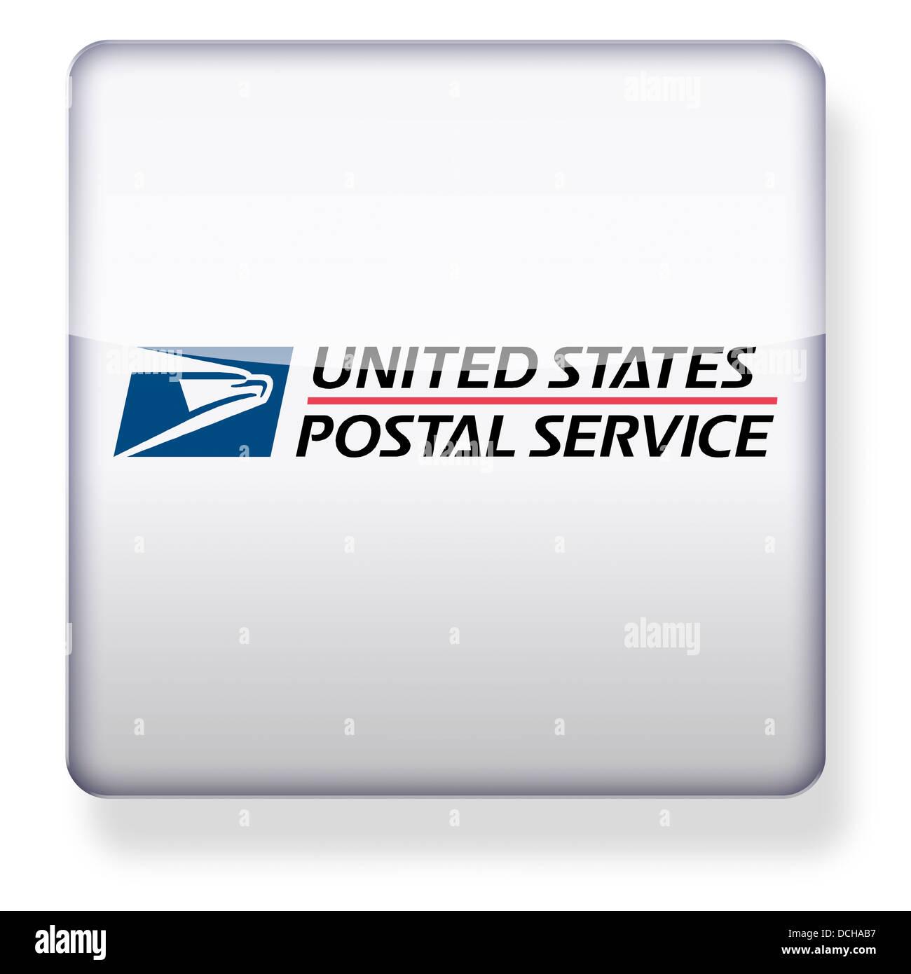 United states postal service logo as an app icon clipping path united states postal service logo as an app icon clipping path included buycottarizona