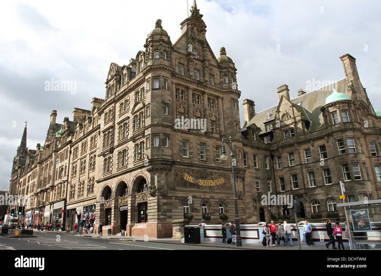 Edinburgh - ITV News