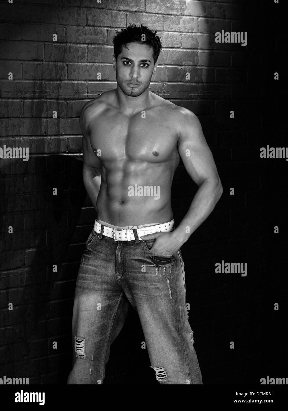 Asian Muscle Man 45