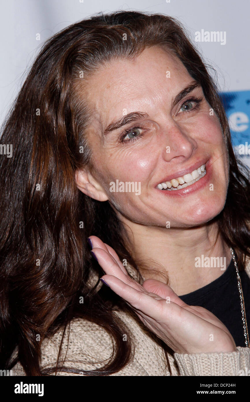 Brooke Shields 'The Addams Family' Halloween cast and crew party ...
