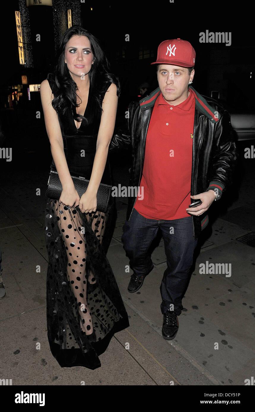 Ebony strip club london