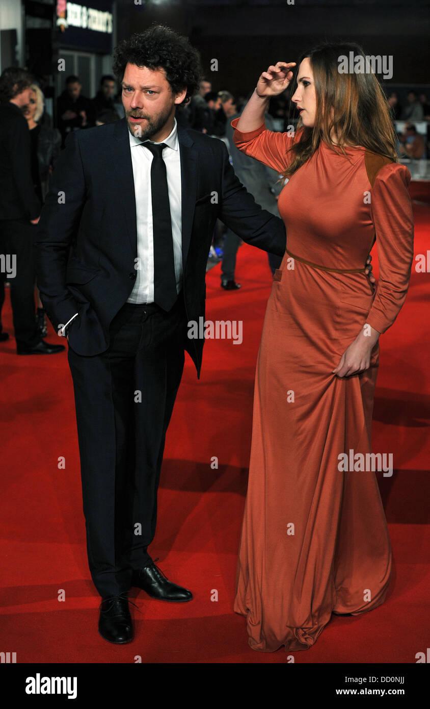 Richard Coyle Wife