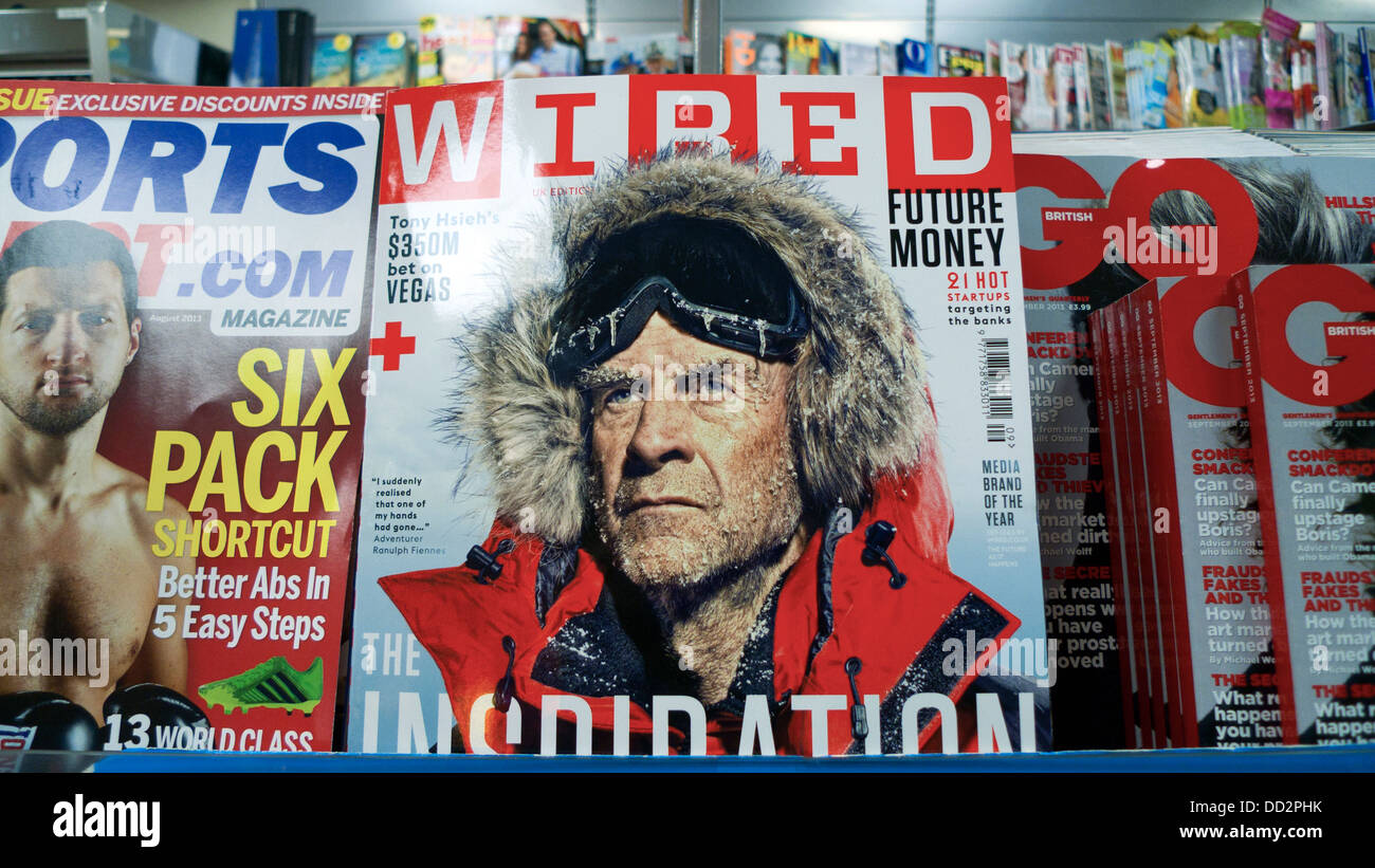 Beautiful Wired Magazine 2014 Photos - The Best Electrical Circuit ...